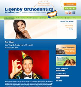 Lisenby Orthodontics WordPress Blog