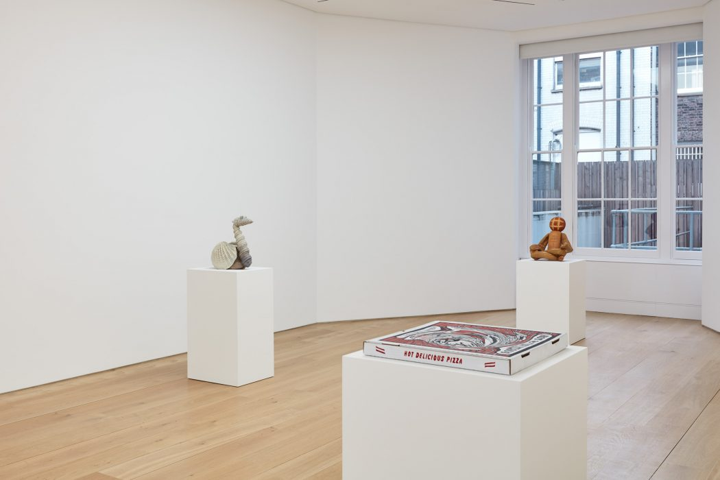 0,1,1,2,3,5,8,13,21, 2018 Marlborough Contemporary London Installation view