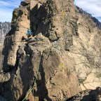 Ingalls Peak East Ridge, 9/12/2019