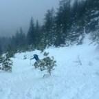 Ski Mount Si, December 27, 2015