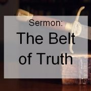 belt of truth icon