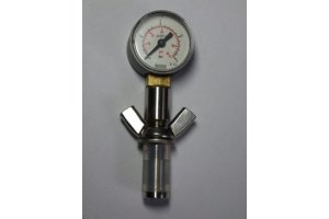 Flaschenmanometer-Universal