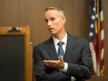 Orange County's most famous homicide prosecutor, Matt Murphy, is leaving the DA's office after 25 years to be a television analyst. (File photo by Sam Gangwer, Orange County Register/SCNG)