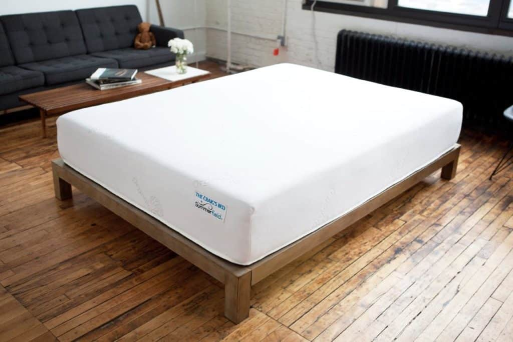 The Craigs Bed Mattress Review   NYC Mattress Mogul Review The Craig s Bed Review