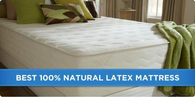 Best Natural Latex Mattresses