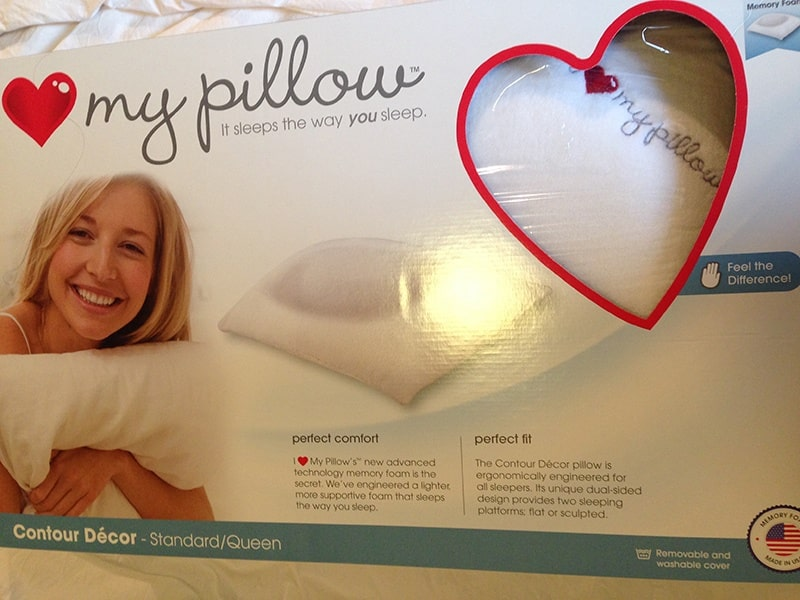 i love my pillow review mattress clarity