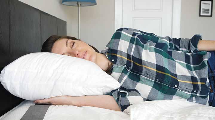 sleepgram dream sleep pillow online