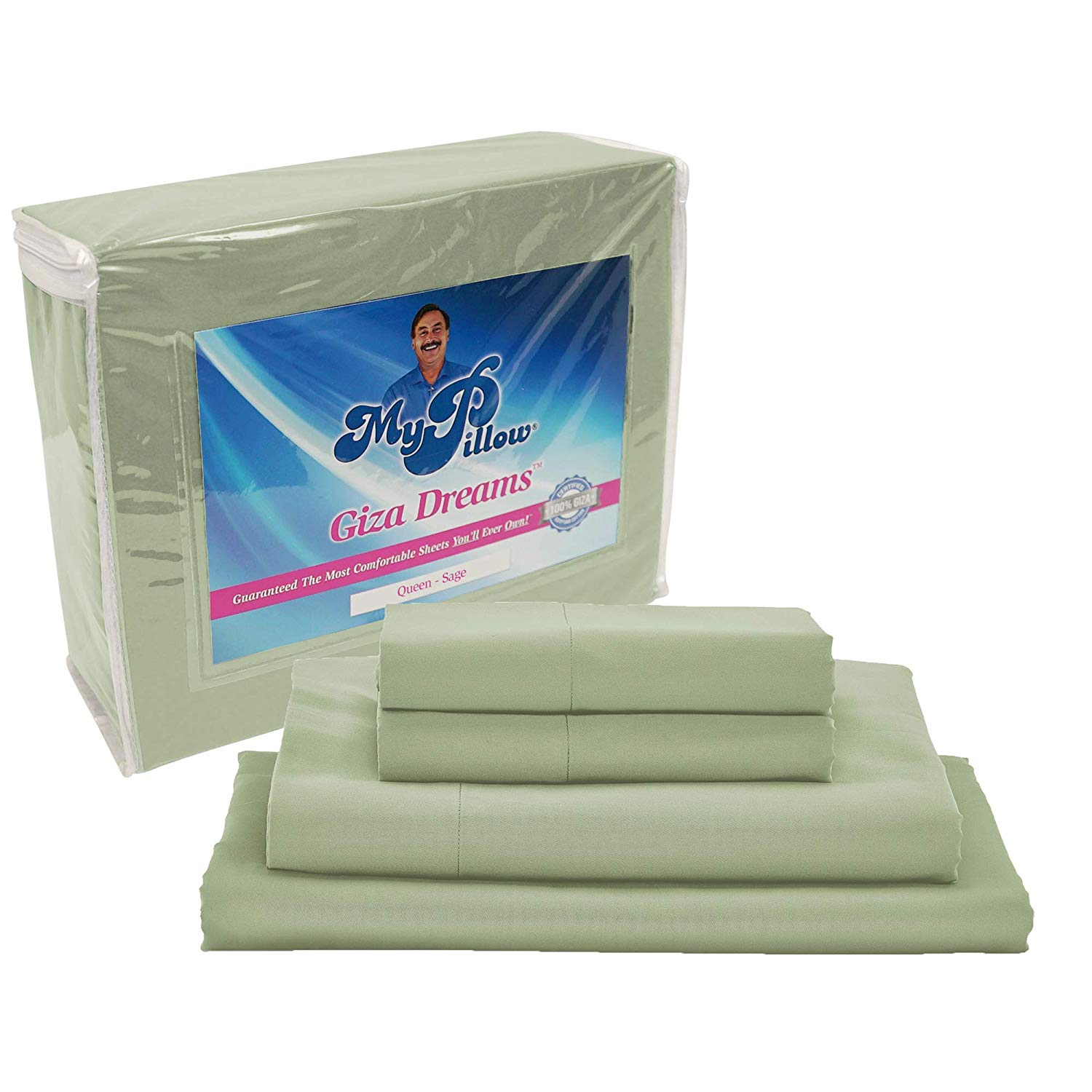 my pillow sheets review best giza
