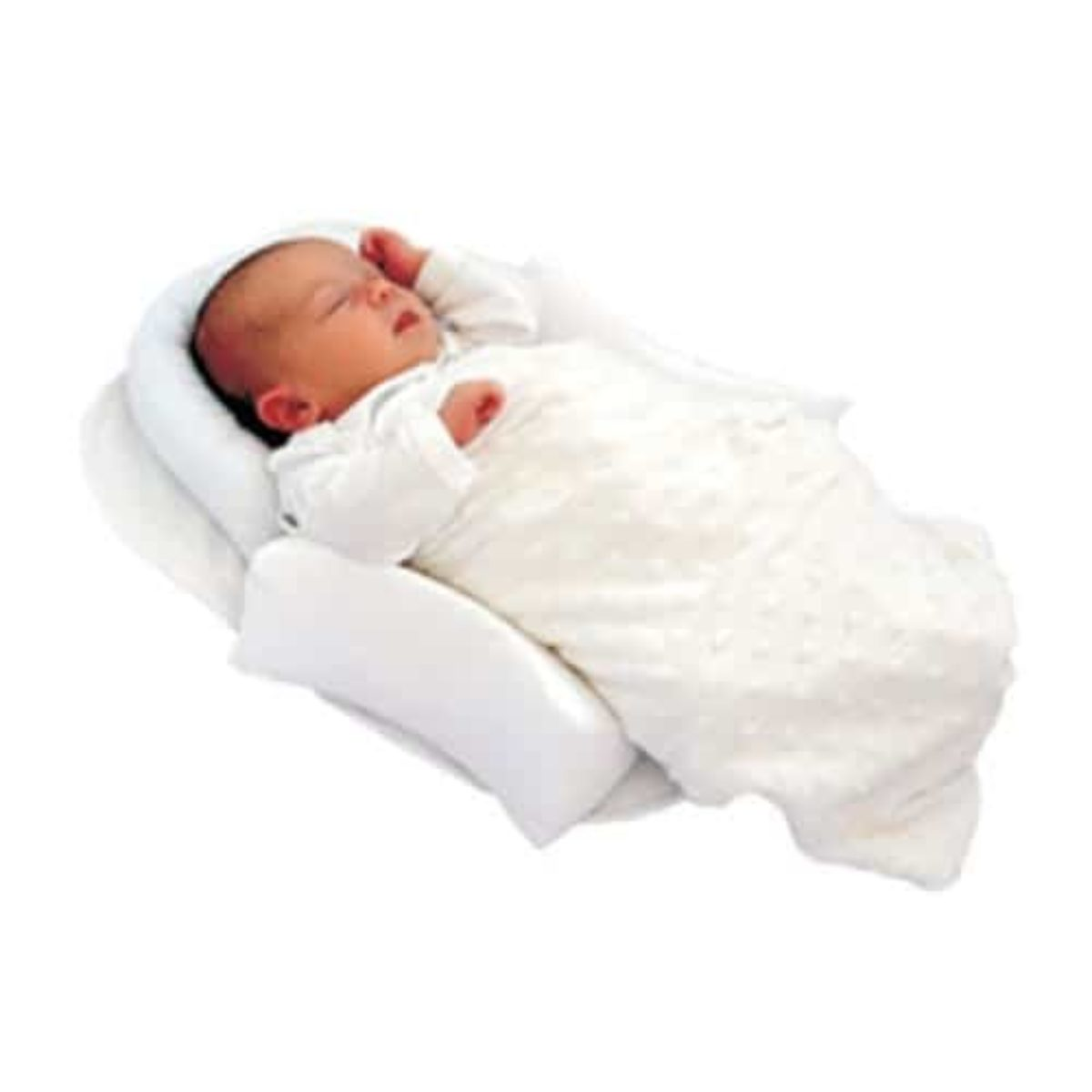 when to use a cradle bed sleeping wedge