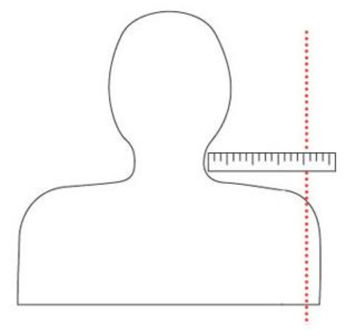 right tempurpedic neck pillow size