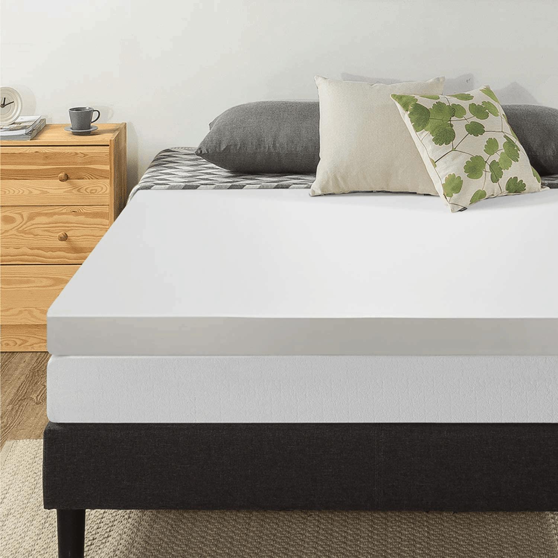 a memory foam mattress