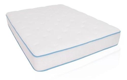 Dreamfoam Bedding Arctic Dreams 10-Inch Cooling Gel Mattress