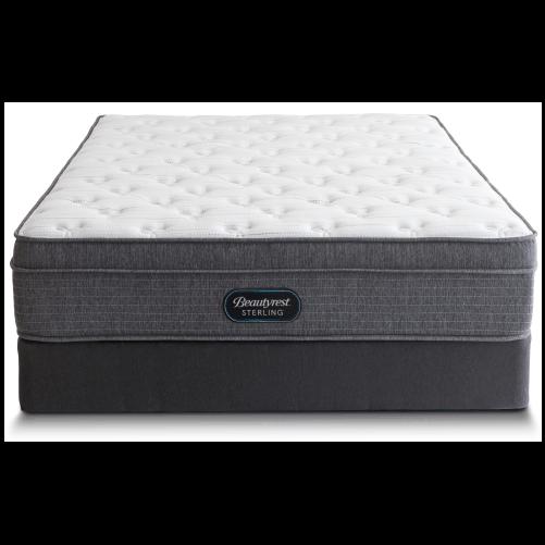 simmons beautyrest sterling comfort top firm mattress