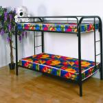 Metal Bunk Bed Mattress World Shop
