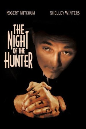 The Night of the Hunter poster