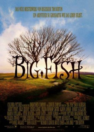 Big Fish poster