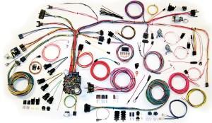 6768 Camaro Classic Update Wiring Harness | 500661