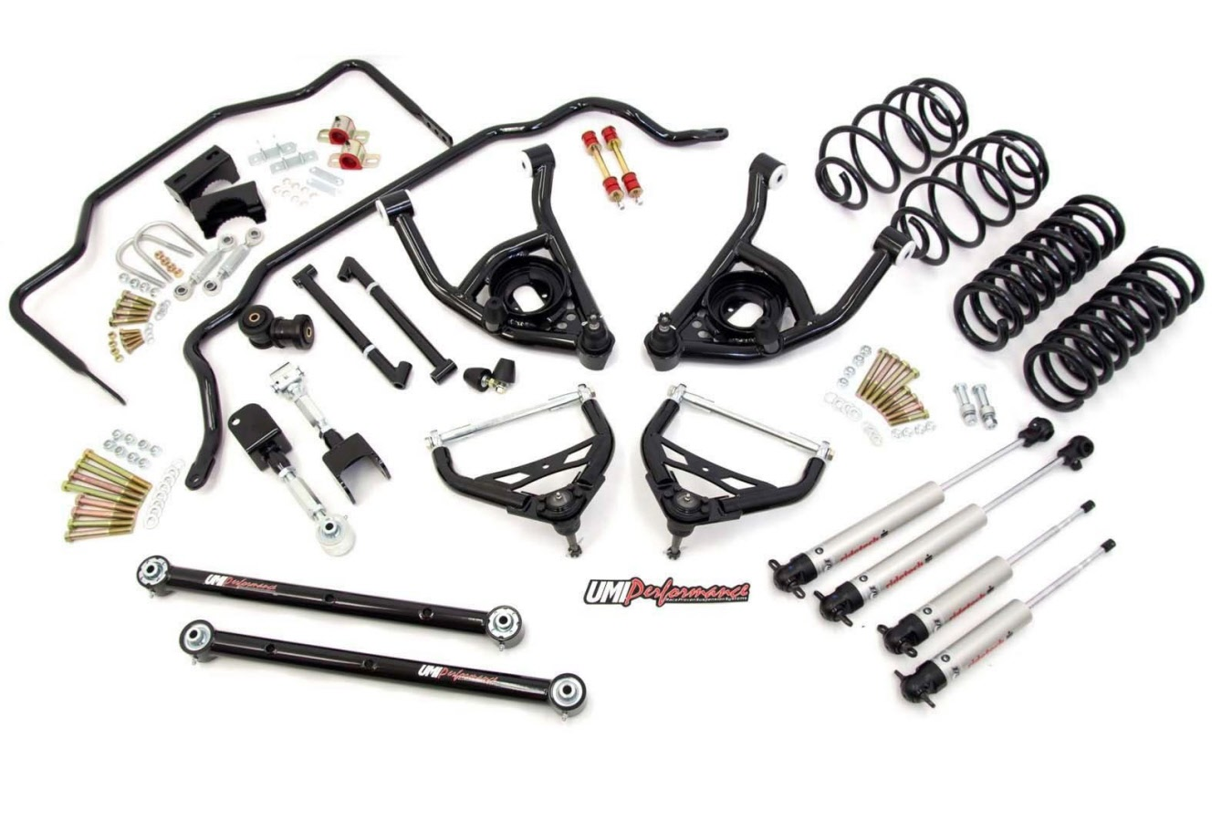 Gm A Body Handling Kit Stage 4