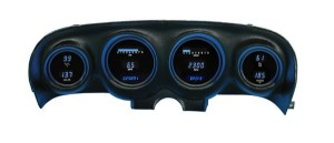 6970 Mustang Dakota Digital Dash Cluster | VFD369M