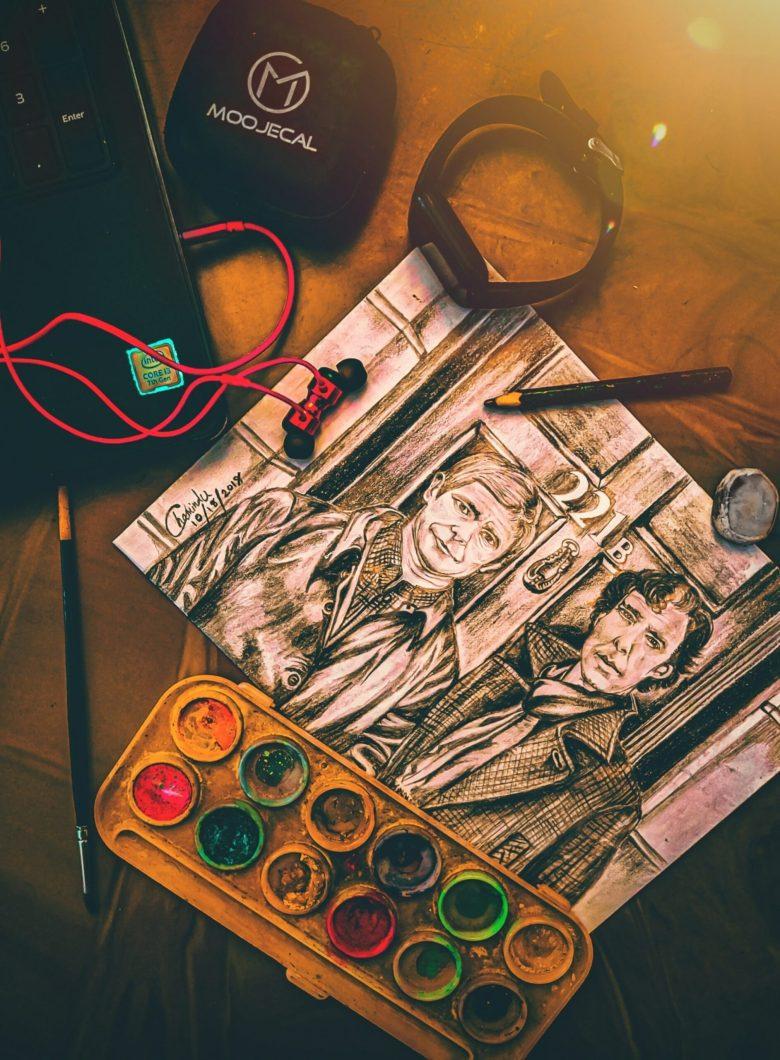 Sherlock Artwork