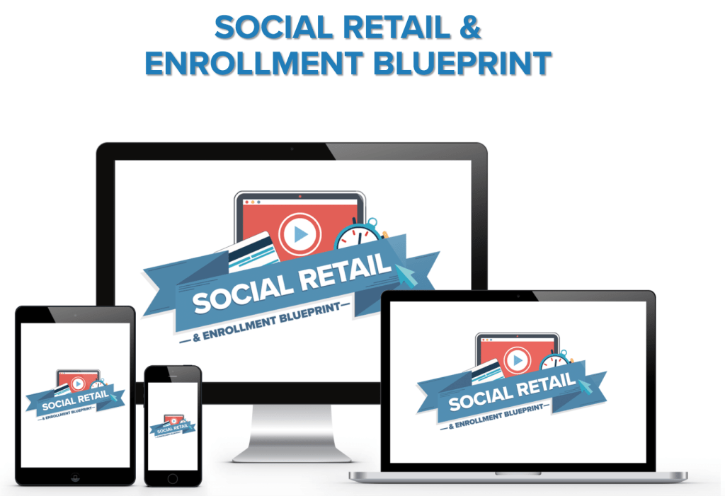 Social Retail Blueprint for network marketing success