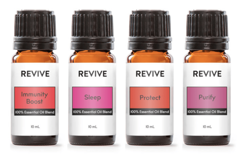Young Living Revive products