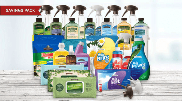 Melaleuca EcoSense Clean Home Pack