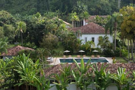 Aluguel de casas de luxo RJInterior Villa 8 1 2