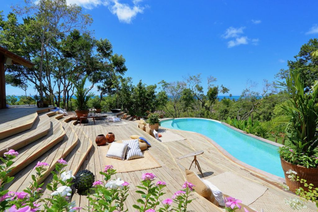 Carrossel aluguel de casas de luxo Villa27 em Trancoso Bahia 3 1