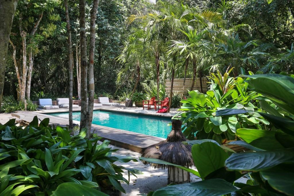 Carrrossel aluguel de casas de luxo Villa 15 em Trancoso Bahia 15