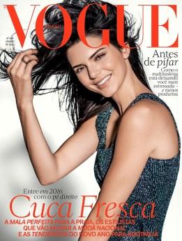 Revista Vogue - Janeiro 2016