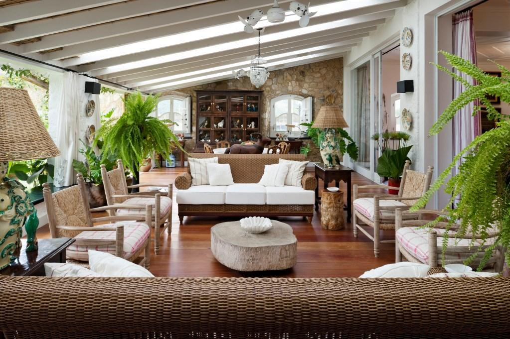 Aluguel de casas de luxo Paraty Villa 12 2 3
