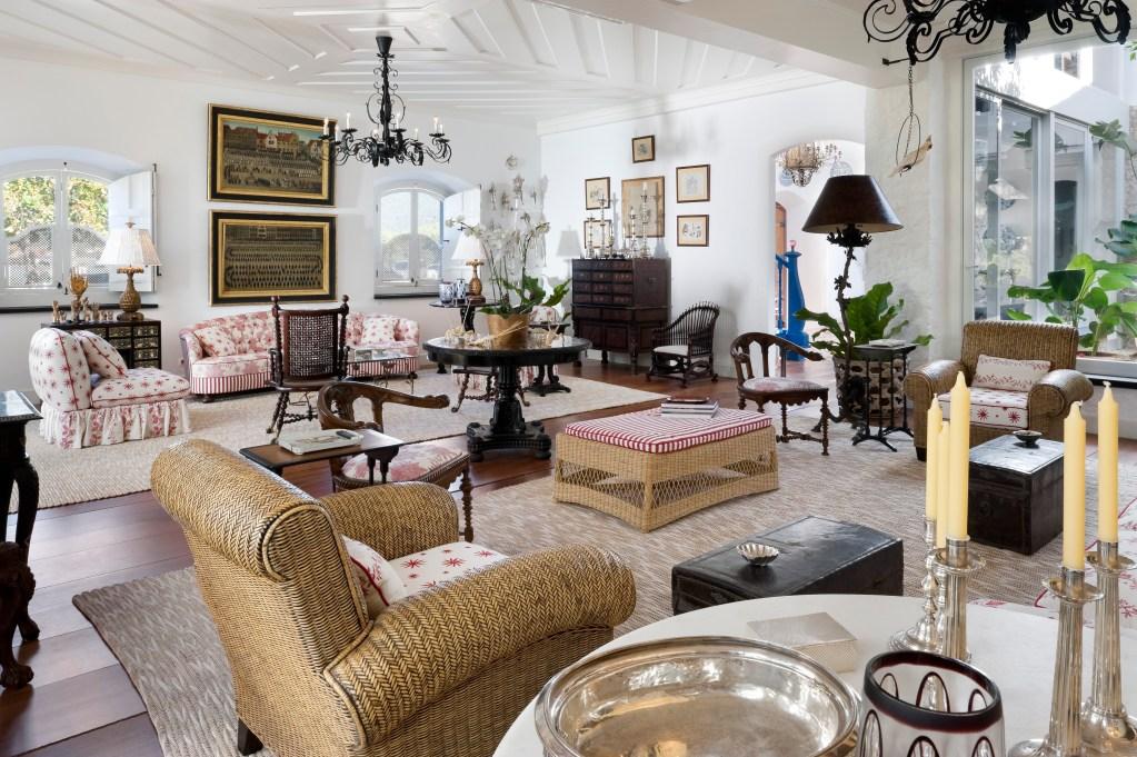 Aluguel de casas de luxo Paraty Villa 12 5 1