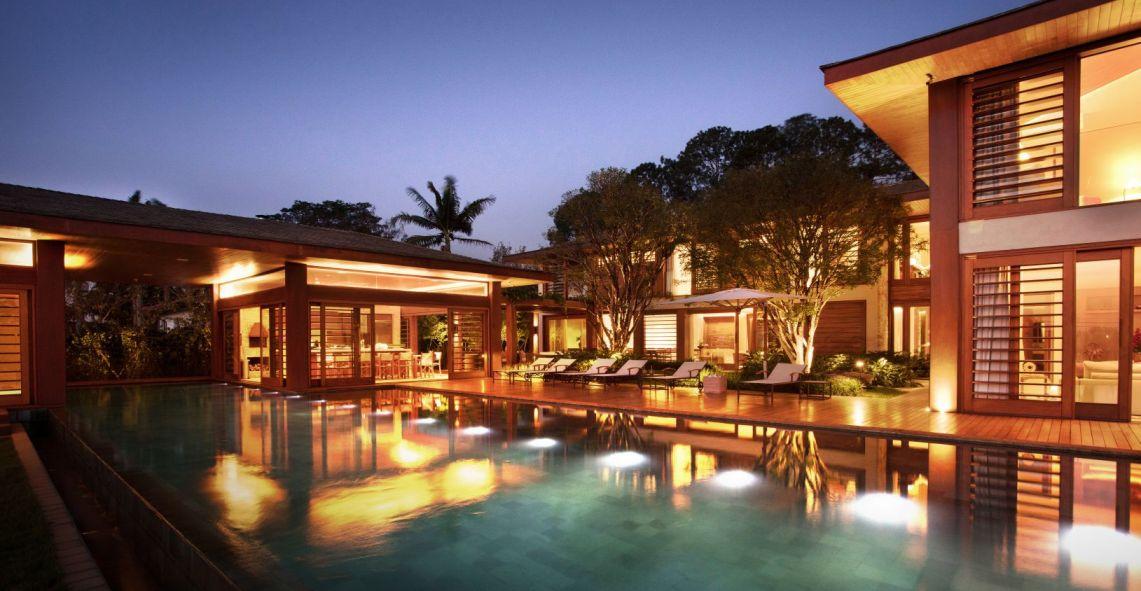 Carrossel aluguel de casas de luxo Villa06 em Itu São Paulo 1