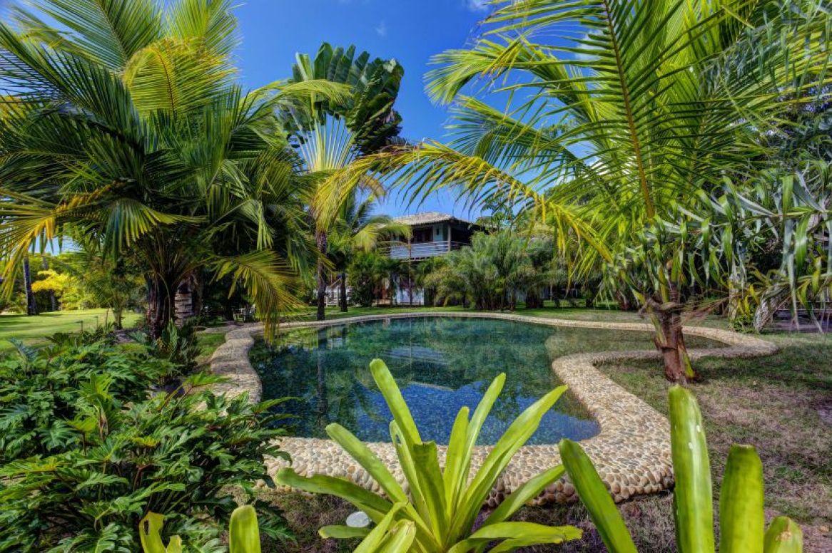 Geral aluguel de casas de luxo Villa 17 em Trancoso Bahia 23