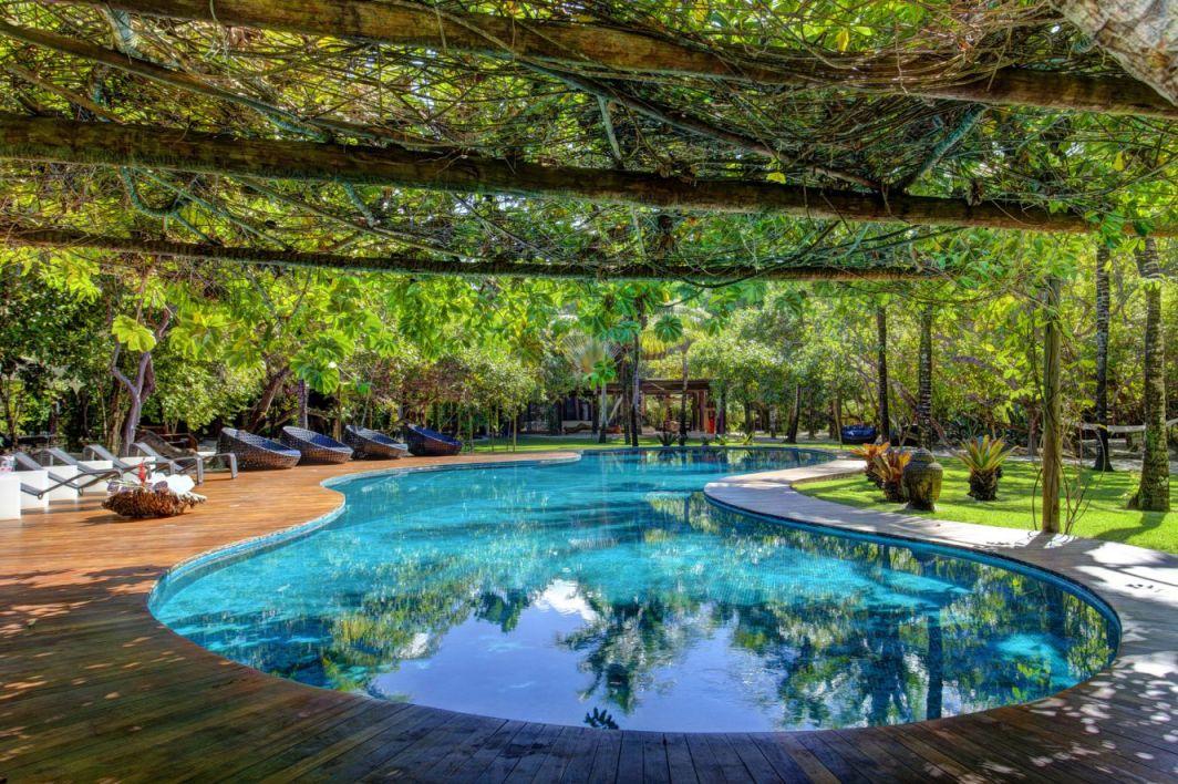 Carrossel aluguel de casas de luxo Villa33 em Trancoso Bahia 2