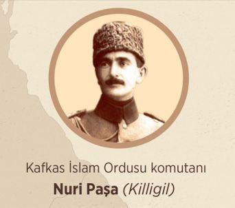 Bakü Fatihi Nuri Paşa İçin Yazılmış Zafer Marşı