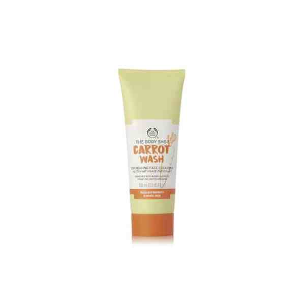 Carrot Wash Energizing Face Cleanser