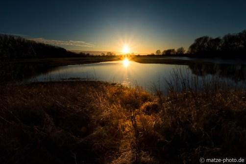 Sonnenuntergang-Tangermuende-Altmark