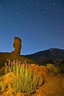 Teneriffa-Teide-Sterne