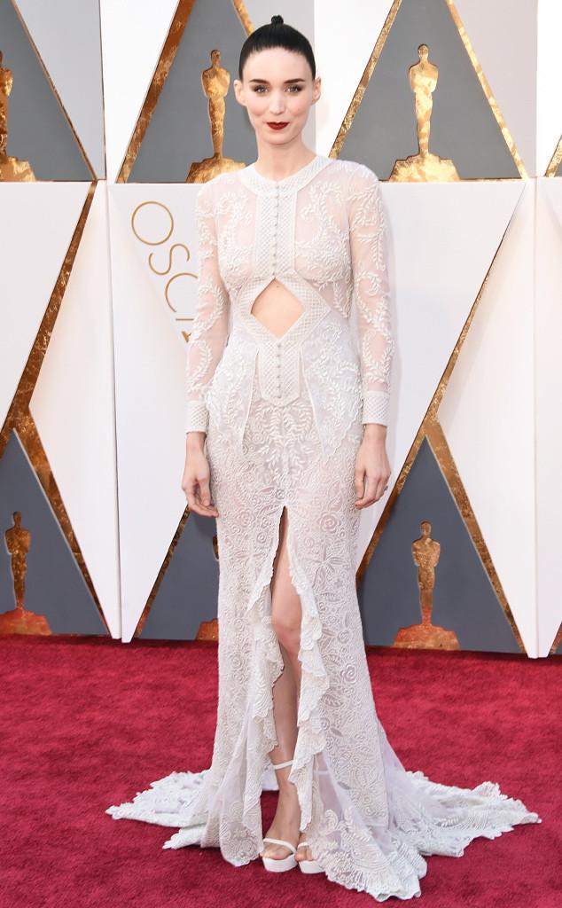 Rooney-Mara de Givenchy Haute Couture