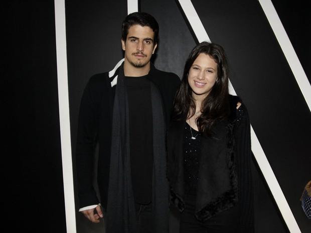 Enzo Celulari e Sophia