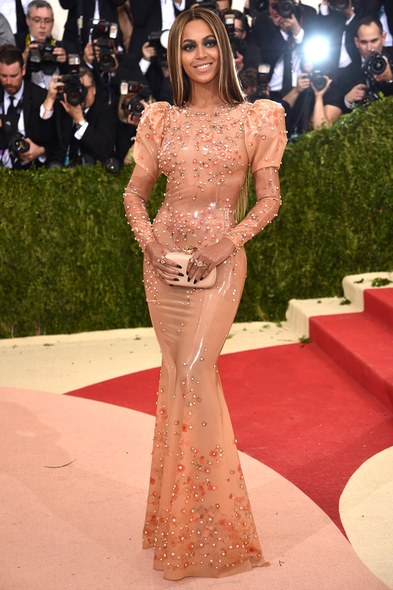 Beyonce veste Givenchy Haute Couture