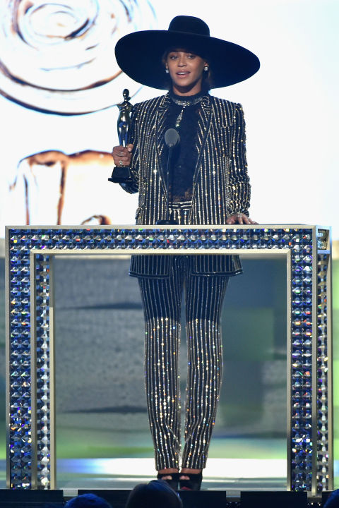 Beyonce veste Givenchy