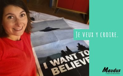 Je veux y croire.