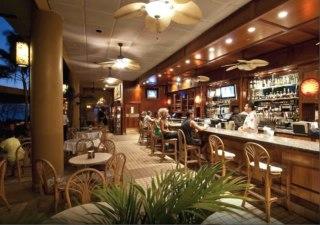 Five Palms Bar Area