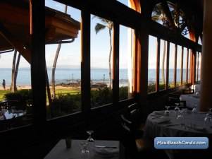 Five Palms Oceanside Dining