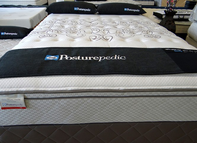 Sealy Posturepedic Colonial Park Plush Eurotop Mattress