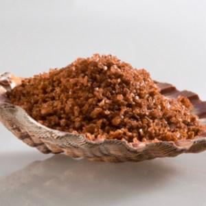 Full-Spectrum Hemp Extract Hawaiian Alaea Red Clay Hemp Sea Salt