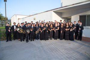 king-k-high-school-band